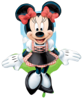balon_minnie_postava